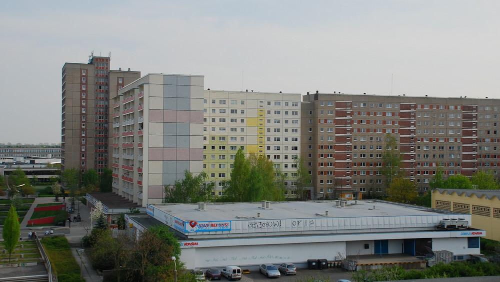 Leipzig - Grünau.