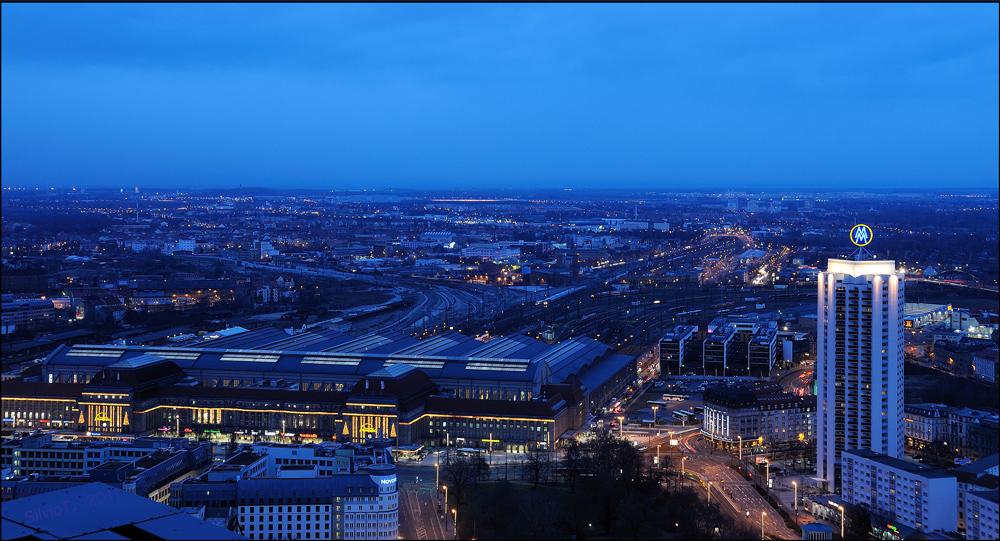 Leipzig Hbf ...