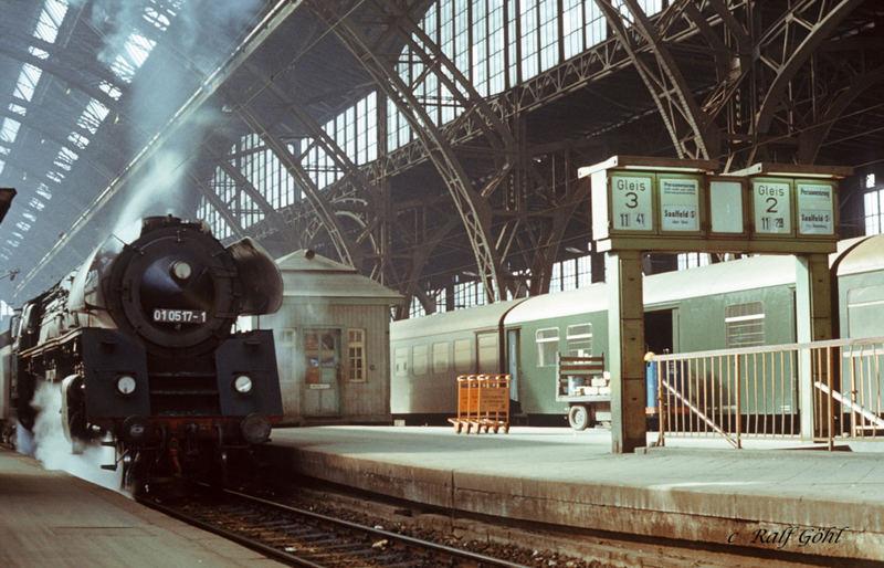 Leipzig Hbf. vor fast genau 26 Jahren [1]