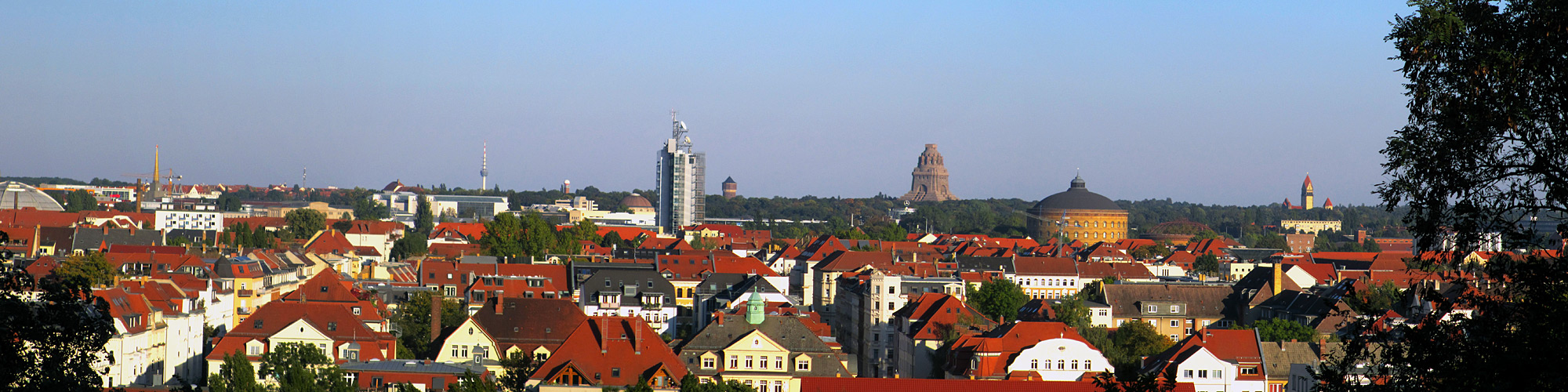 Leipzig - heute abend