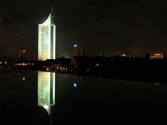 Leipzig im Spiegelbild