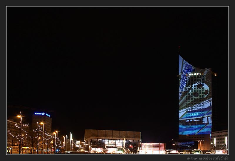 Leipzig in den letzten Tagen