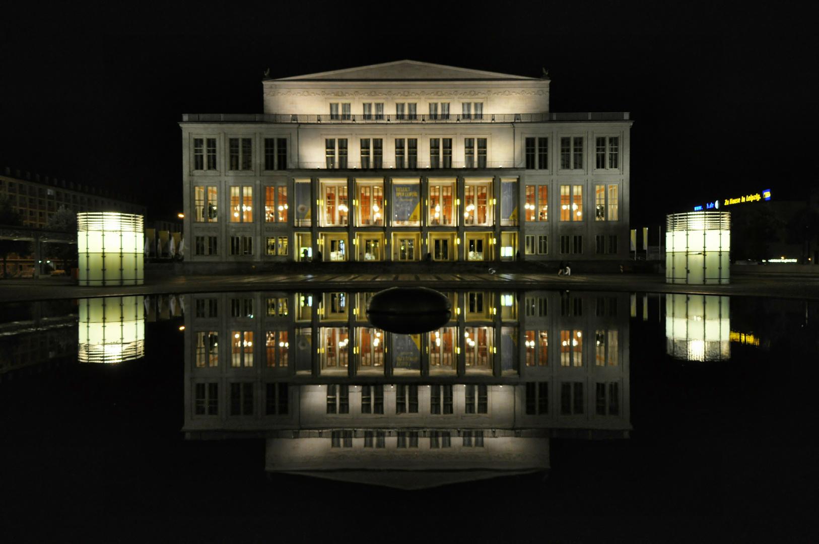 Leipzig - Oper