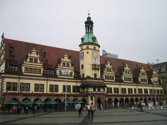 Leipzig - Rathaus