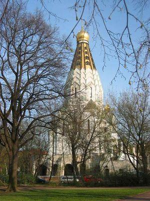 Leipzig, Russische Kirche