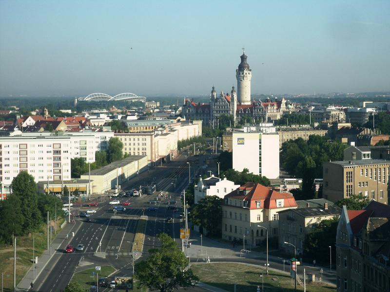 Leipzig Skyline1