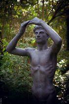 Leipzig-Südfriedhof - Figur 11