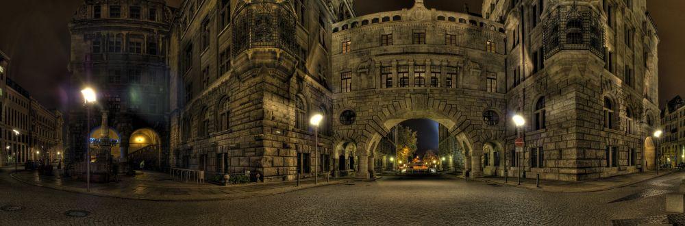 Leipziger Burgplatz