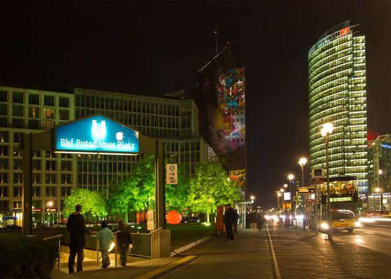 Leipziger Platz - Festivals of Lights
