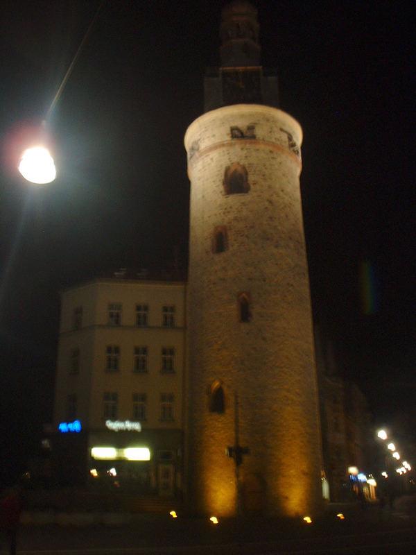 Leipziger Turm in Halle