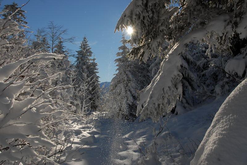 ....leise rieselt der Schnee