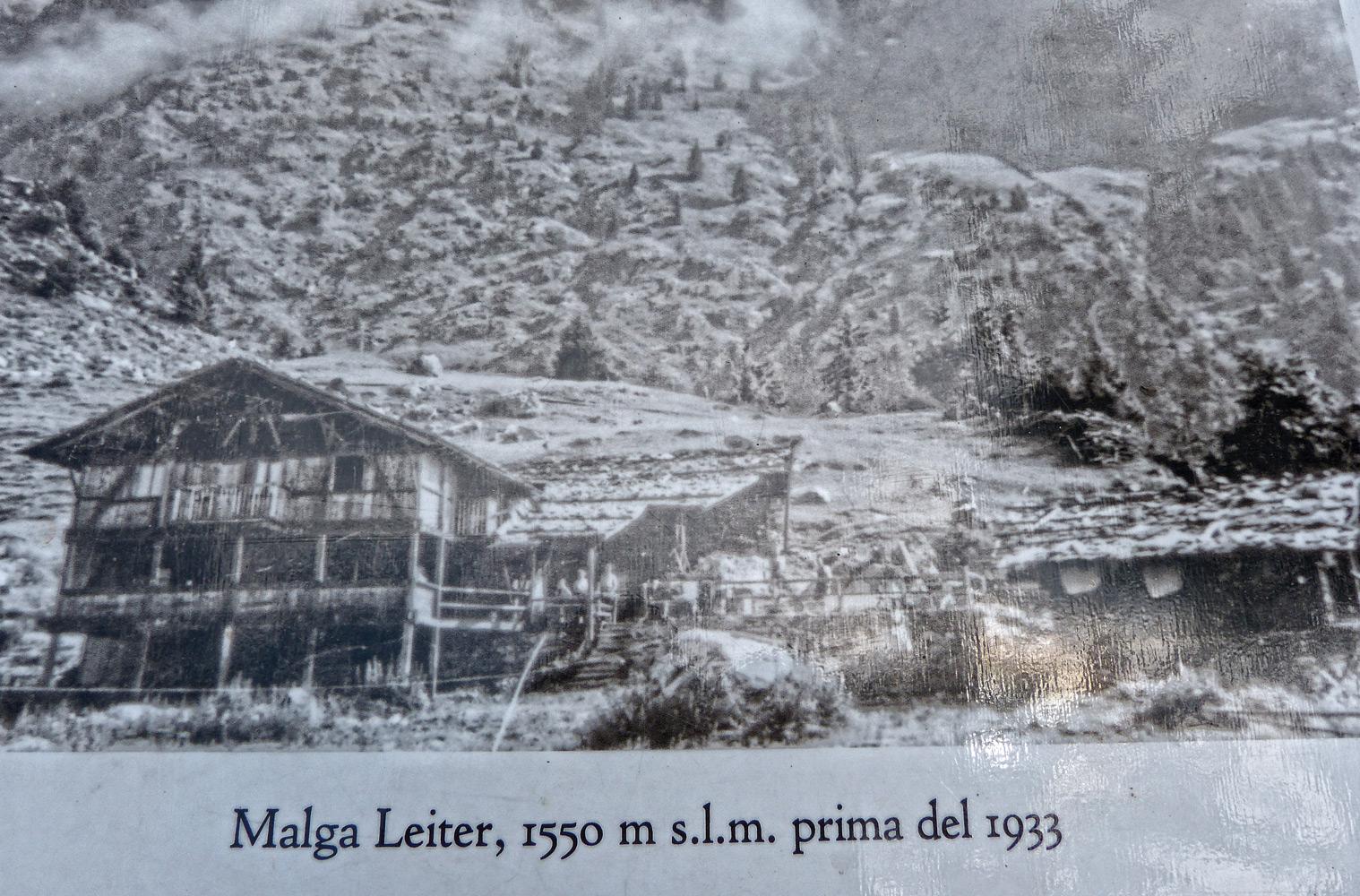 LEITER ALM 1933