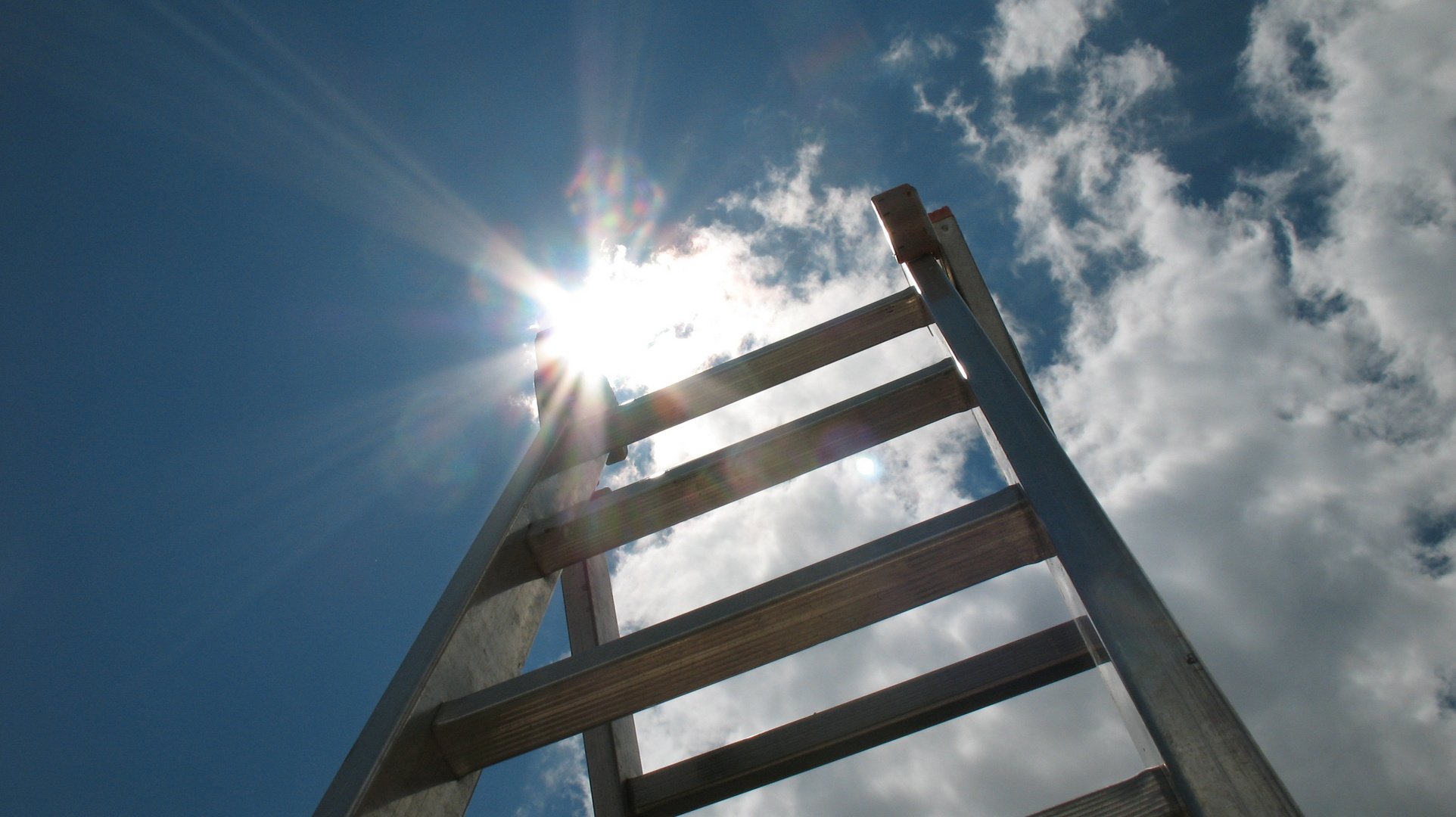 Leiter zur Sonne 2v2