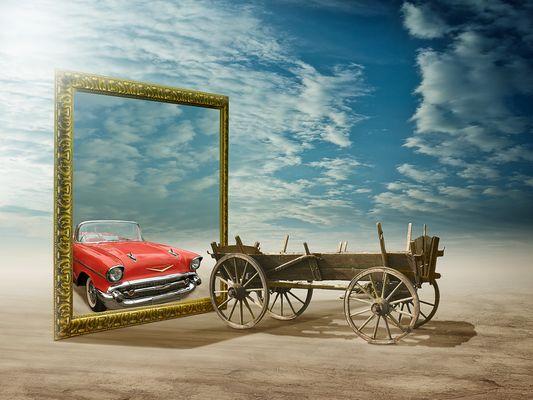 Leiterwagens Traum