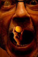 Lekzyon 1: Eyne Zitrone bewußt waanehmen.