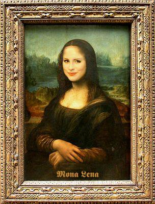 Lena Mona Lisa