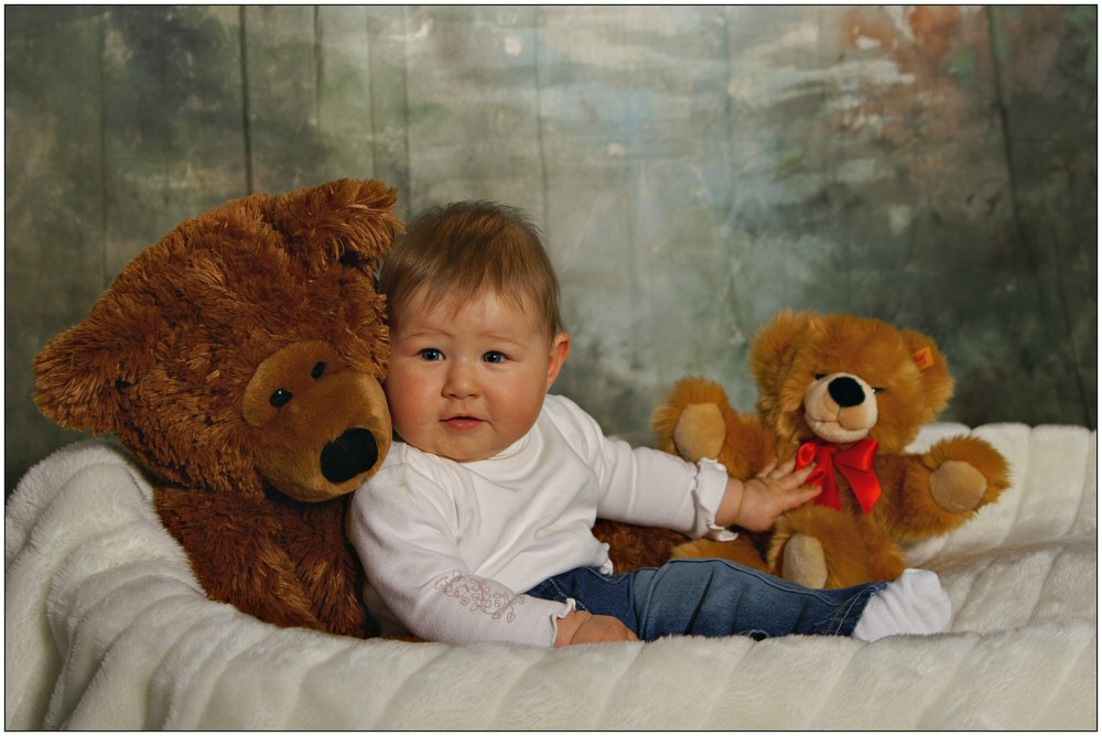 Lena und Braunbären