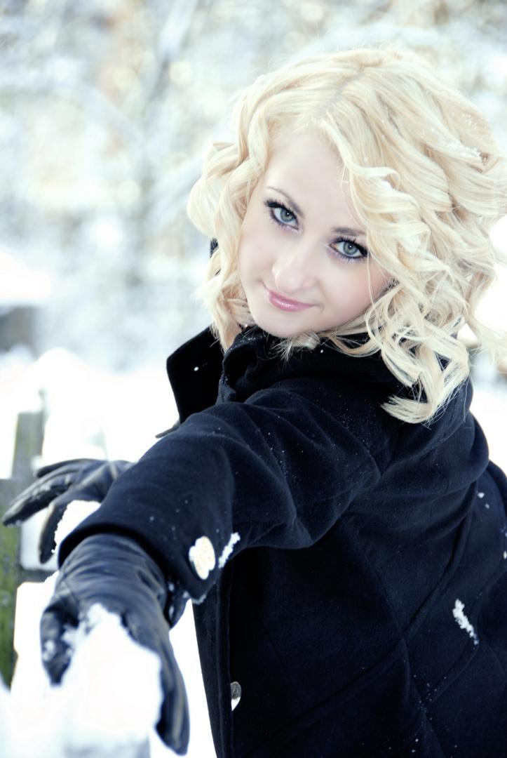 Lena White Winter