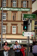 Lendkai, Gratwein, Keplerbrücke ... schöne Namen