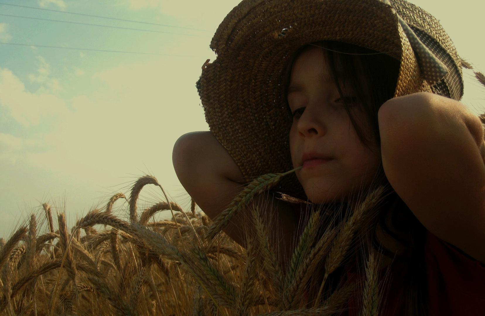 L'enfant déshérité s'ennivre de soleil (2)