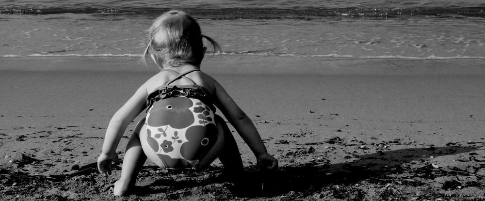 L'enfant et la plage