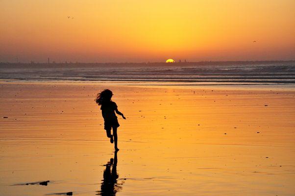 L'enfant perdu au Paradis.