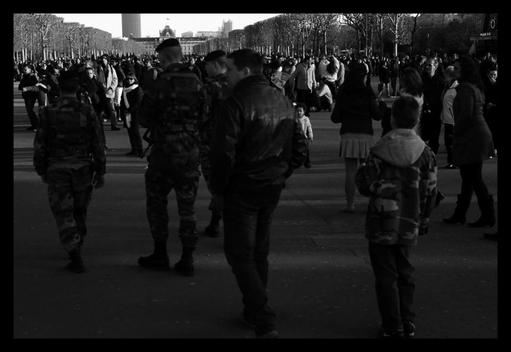 L'enfant soldat