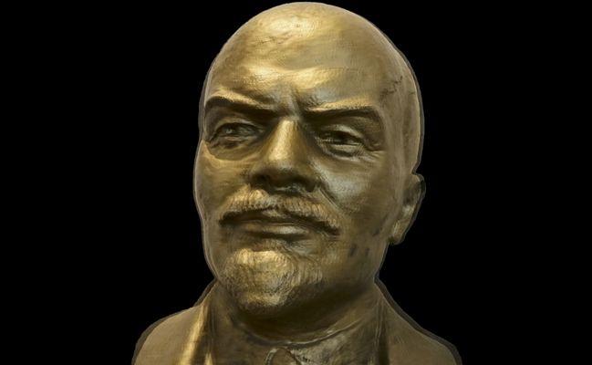 Lenin Büste (Pol 3D)