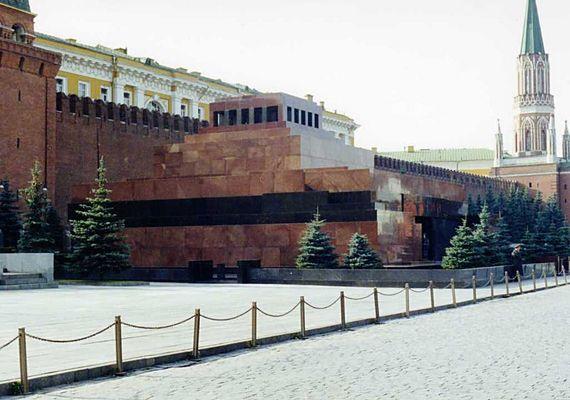 Lenin-Mausoleum 1993