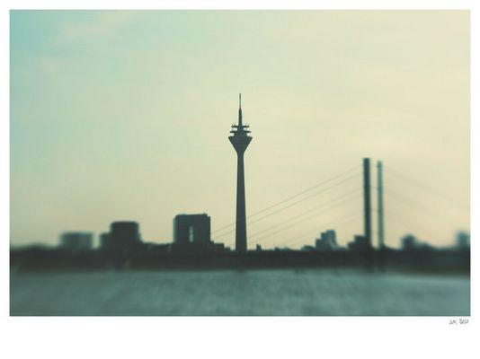 lens X - skyline
