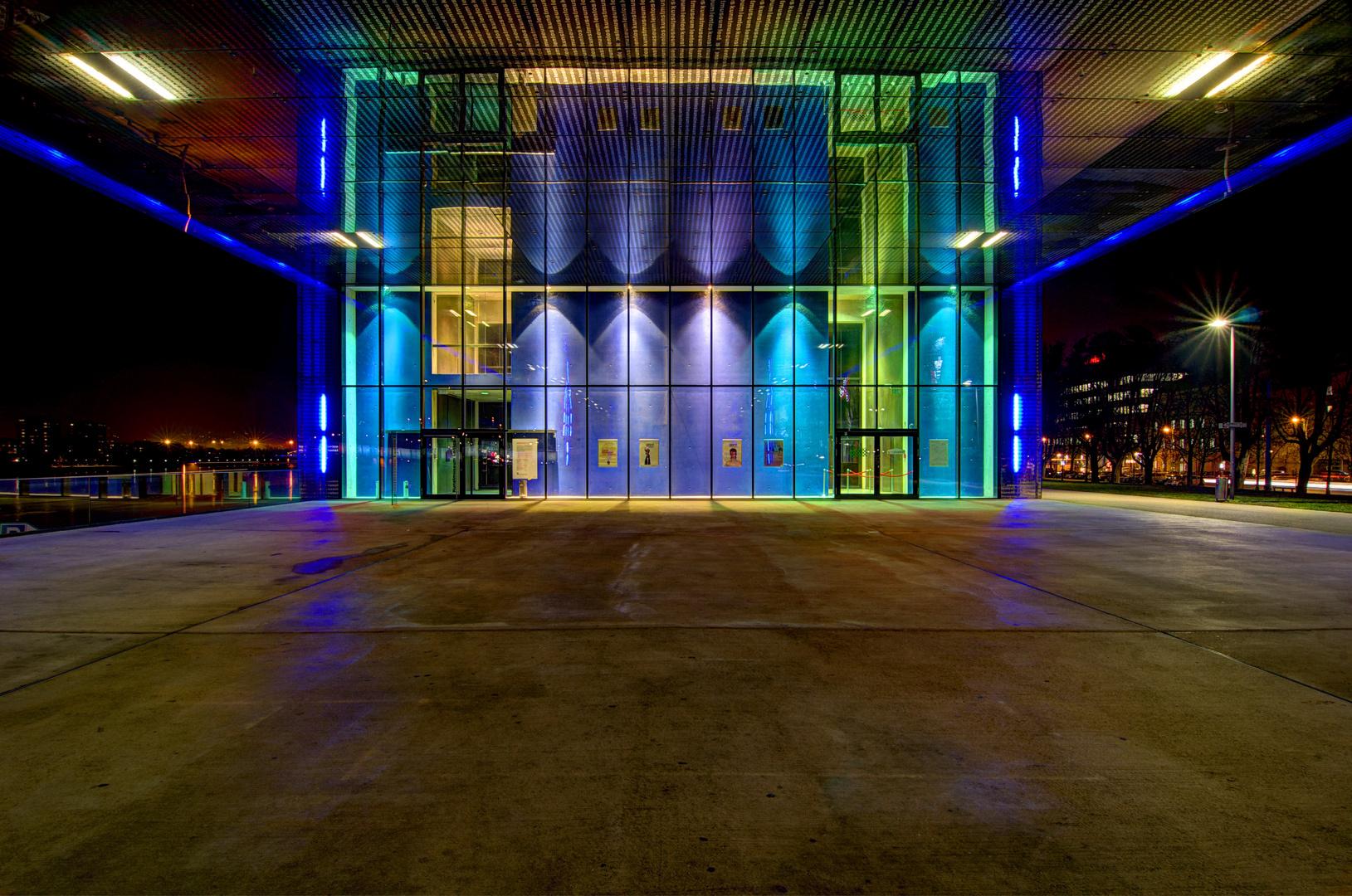 Lentos Kunstmuseum Linz Oberösterreich