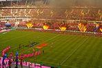 l'entrée de joueurs, Stade de France