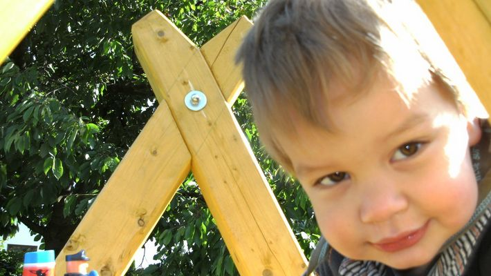 Leon Frechdachs, 2,5 Jahre