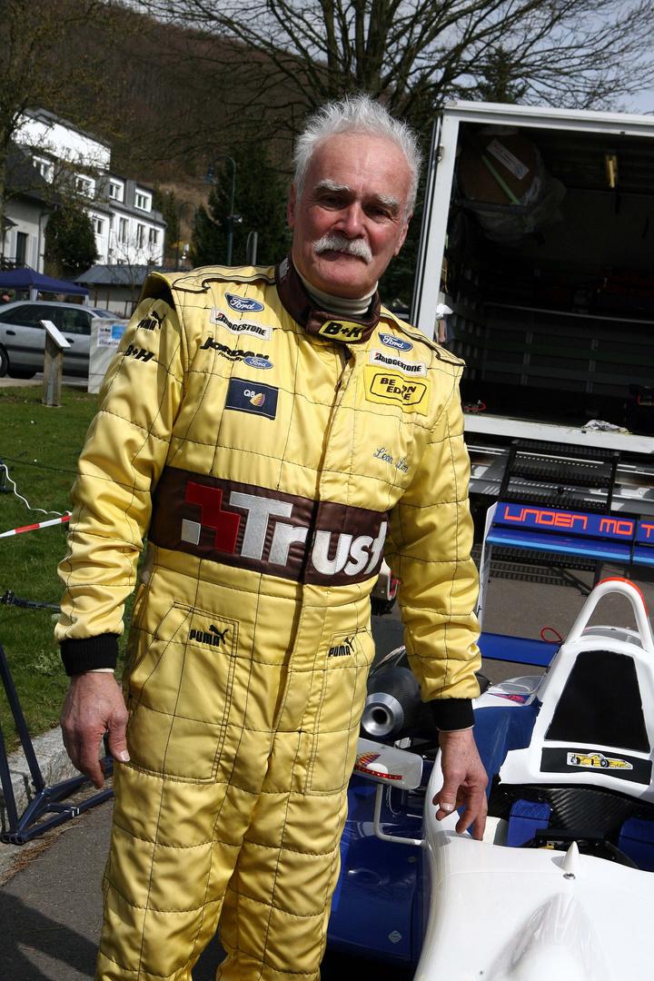 Léon Linden mit 71 Jahren noch immer Top
