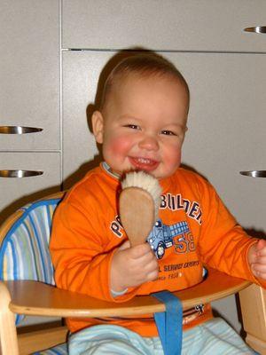 Leon Sonnenschein, 12 Monate