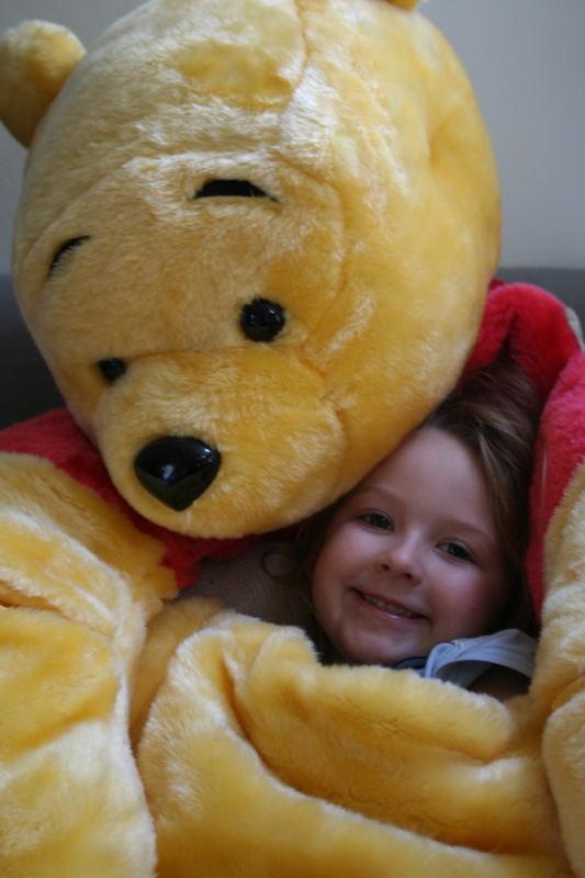 Leonie und der Poohbär