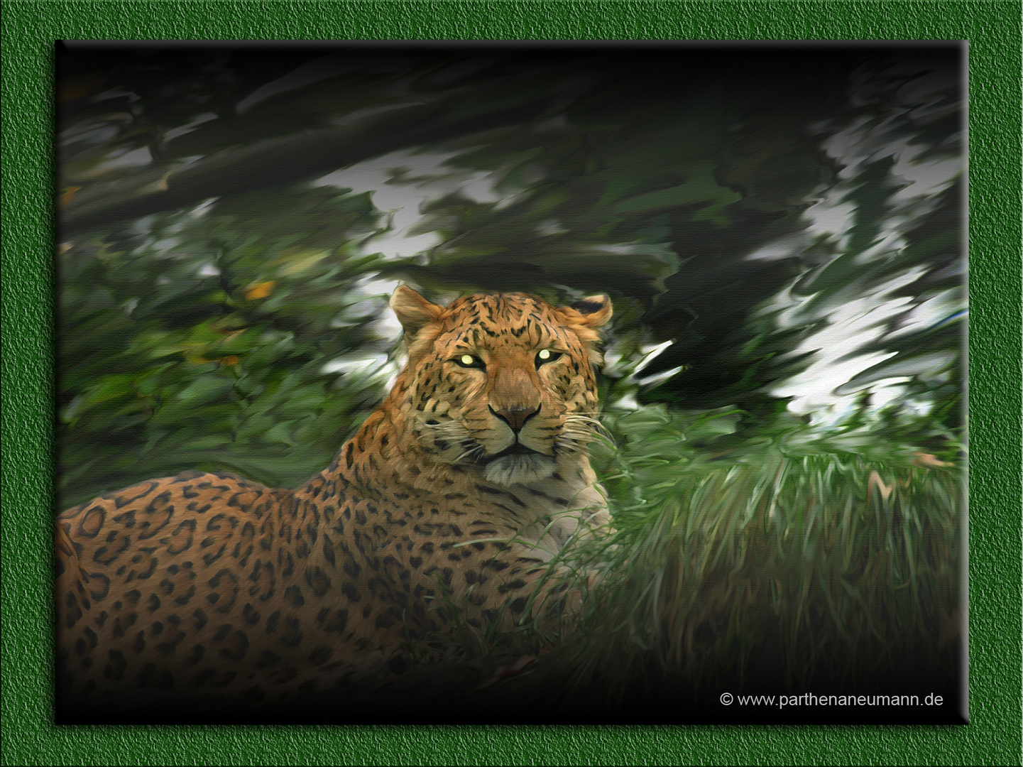 """ Leopard """