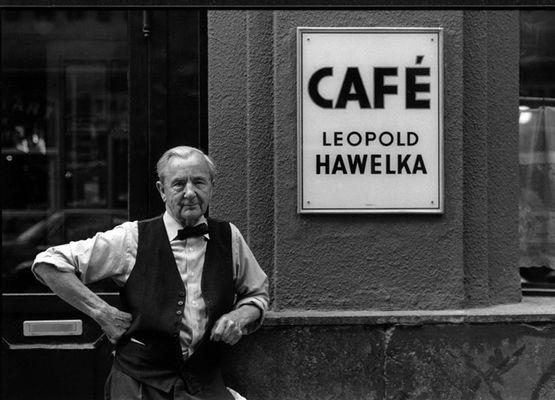 Leopold Hawelka