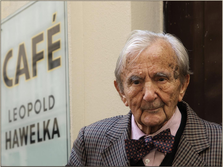 Leopold Hawelka 99