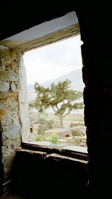 Lepra Insel vor Kreta