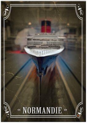 l'équipages de retour sur Normandie