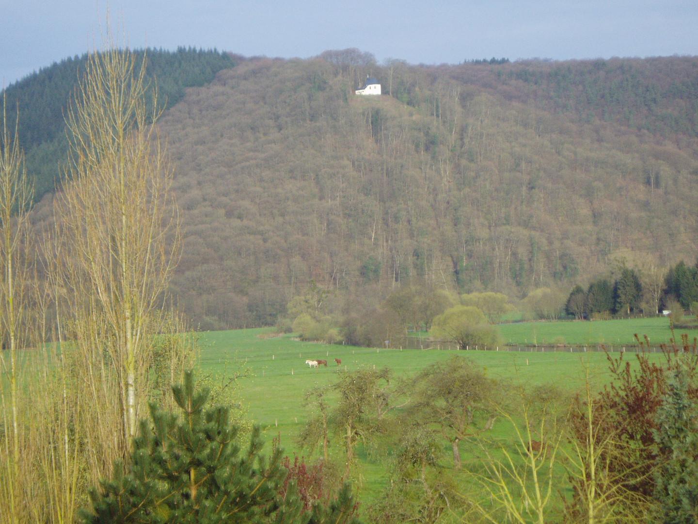 L'ermitage Saint-Thibaut à Marcourt