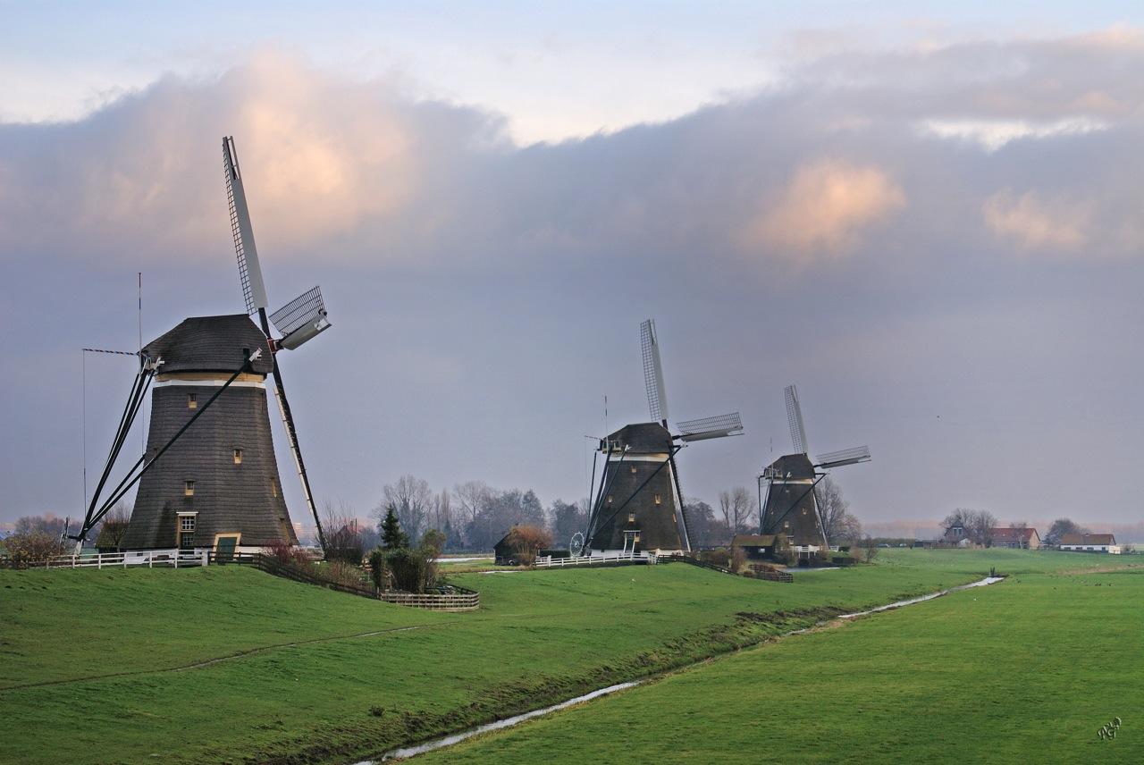 Les 3 moulins