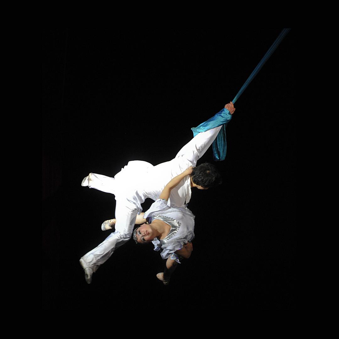 Les acrobates de Shanghai