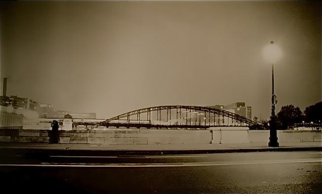 Les Amoureux du pont d'Austerlitz ...
