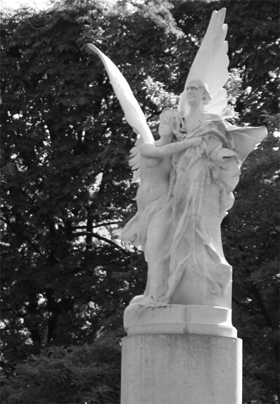 les anges ne sont pas loin