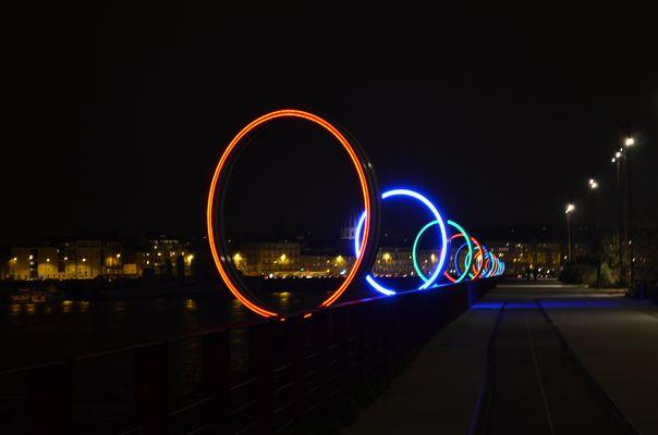 Les anneaux de l'infini