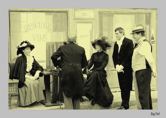 les années 1900