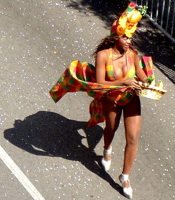 les Antilles dans les rues de Hyeres