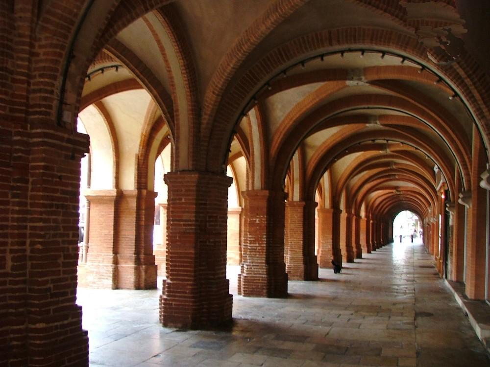 Les arcades de Montauban